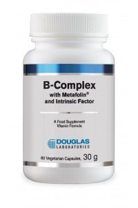 B-complex with Metafolin® and Intrinsic Factor